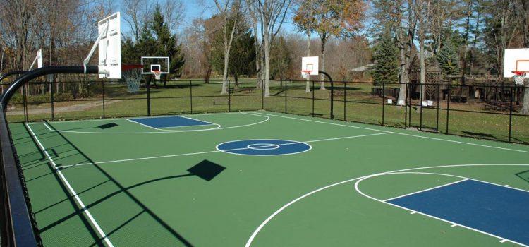 Tips Merawat Lapangan Basket