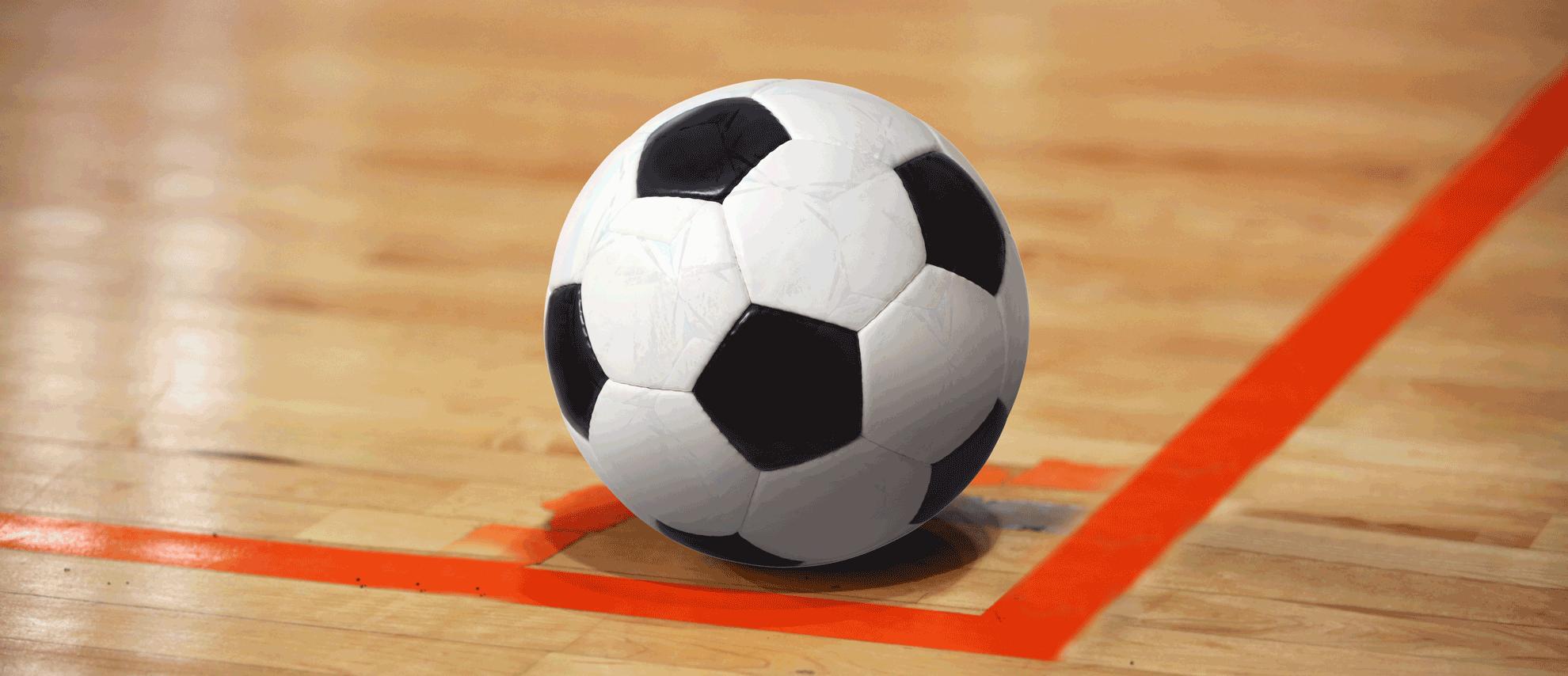 Lapangan Futsal Full Gambar