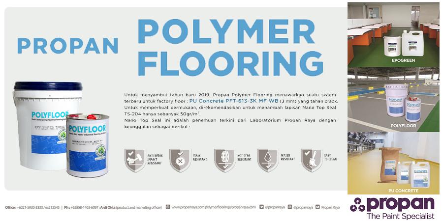 Epoxy Propan Polyfloor