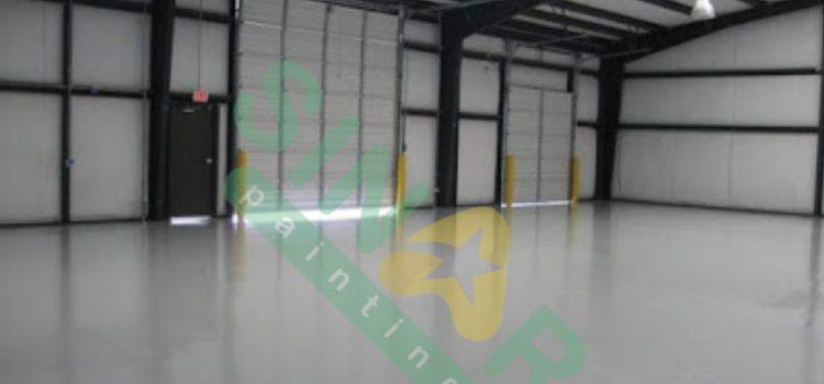 Spesialis Epoxy Lantai Jasa Epoxy Floor coating Industri, Kantor Dan Cafe